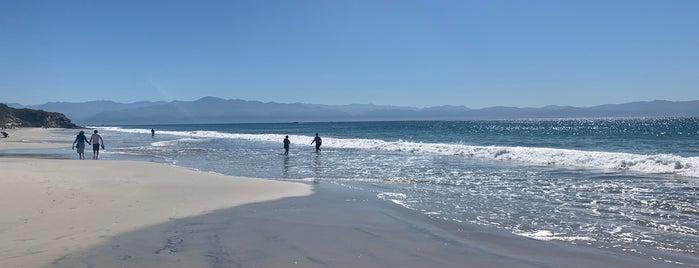 Nahui beach is one of Vallarta.