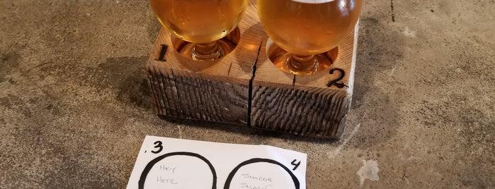 Sandy Springs Brewing Company is one of Orte, die Jim gefallen.