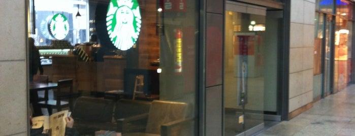 Starbucks is one of Köln.