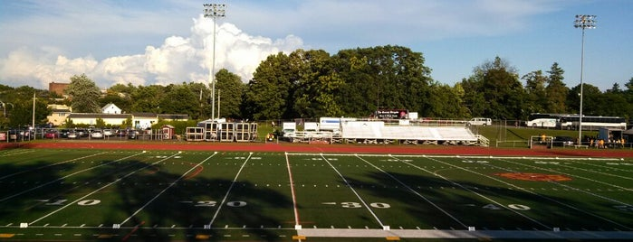 Dietz Memorial Stadium is one of Beaconish.