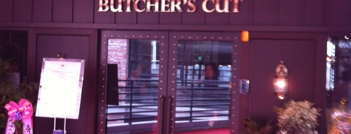 Butcher's Cut is one of bbq.