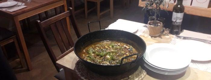 La Nyora is one of Gastronomia.