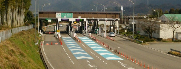 いよ西条IC is one of 松山自動車道.
