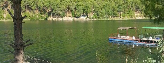 Karacaören-1 Barajı is one of Burdur ısparta.