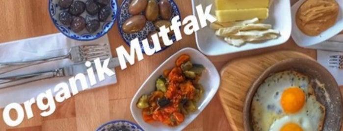 Organik Mutfak is one of Lugares favoritos de 'Özlem.