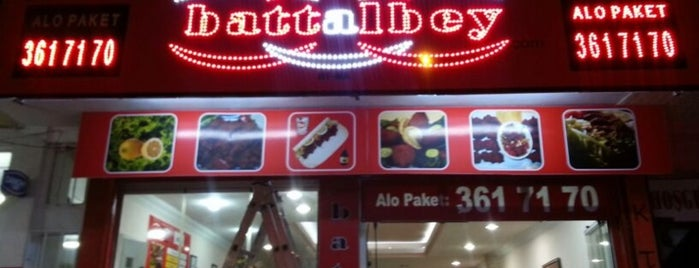 Battalbey Çiğköfte is one of Harunさんのお気に入りスポット.