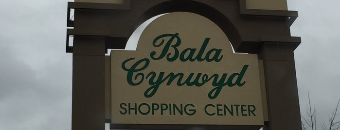 Bala Cynwyd Shopping Center is one of All-time favorites in United States.
