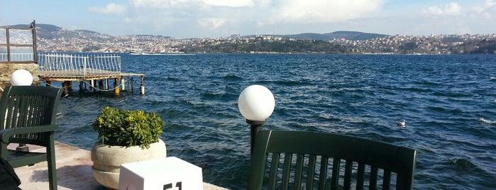 Yeniköy Spor Kulübü Tesisleri is one of EN İYİ İSTANBUL MEKANLARIM.