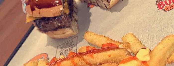 Etten Burger is one of king of'un Beğendiği Mekanlar.
