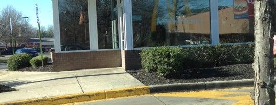 McDonald's is one of Kurtis : понравившиеся места.