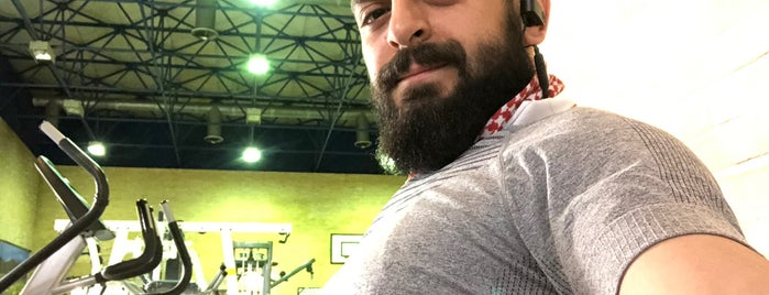 Alestom Fitness Club | باشگاه بدنسازی برق آلستوم is one of Nazanin'in Beğendiği Mekanlar.