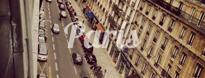 Hotel des Nations Saint-Germain is one of Paris.