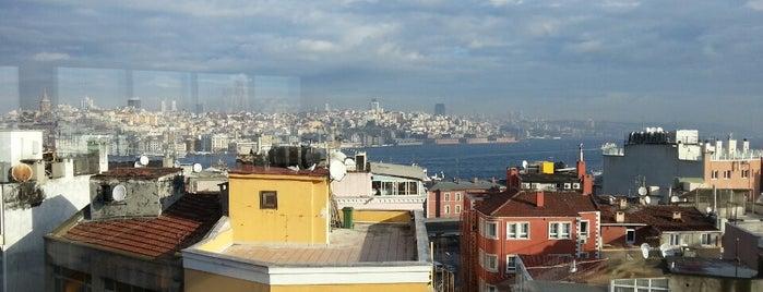 Seres Hotel is one of Buraya gidilir.