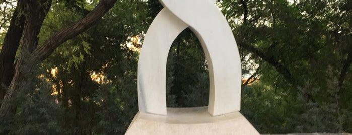 Odessa IBB Parkı is one of Mustafa 님이 좋아한 장소.