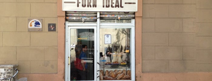 Forn Ideal is one of Pa.