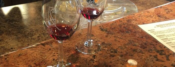 Sombra Antigua Vineyard is one of Posti che sono piaciuti a Dan.