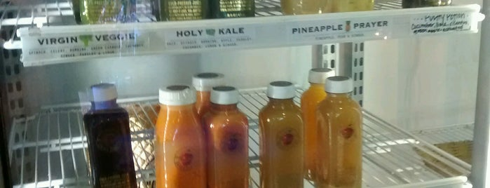 Sacred Juice Co. is one of A Whale's Vagina.