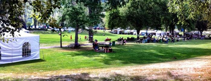 Lheidli T'enneh Memorial Park (Fort George Park) is one of Layover in Prince George.
