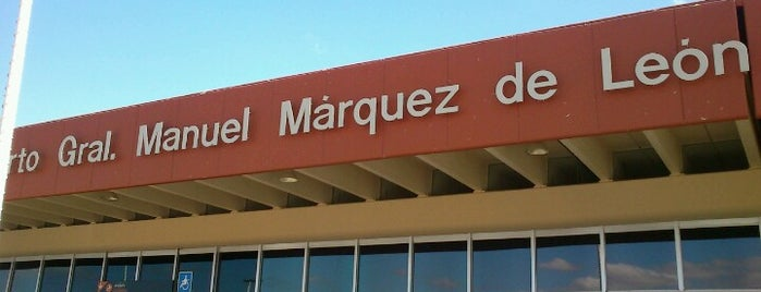 Aeropuerto Manuel Márquez de León (LAP) is one of Mayteさんのお気に入りスポット.