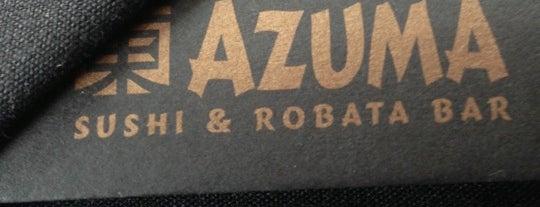Azuma on the Lake is one of Houston Restaurant Weeks - 2013.