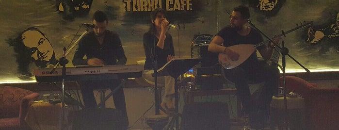 Türkü Cafe is one of Gezdim.