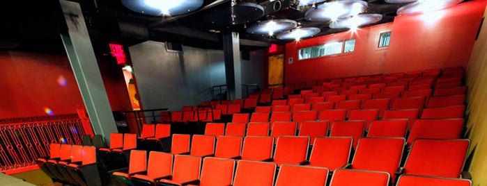 Helen Mills Event Space and Theater is one of Orte, die Magdalena gefallen.