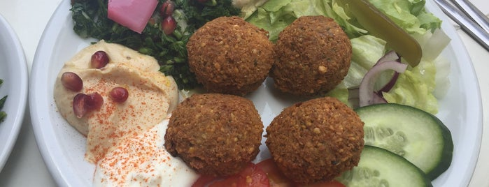 make falafel not war is one of ألمانيا.