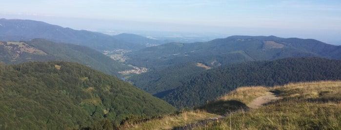 Ballon d'Alsace is one of Bienvenue en France !.