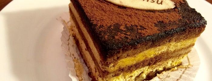 Veniero's Pasticceria & Caffe is one of Delicious Desserts.