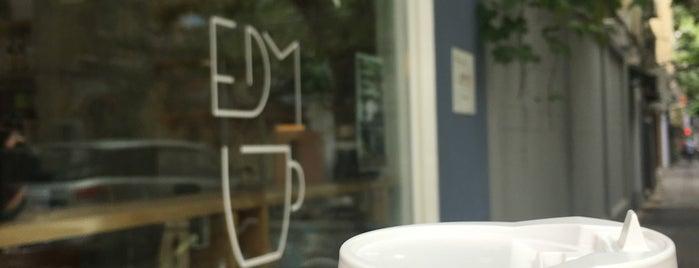 EDM Café is one of Shanghai.