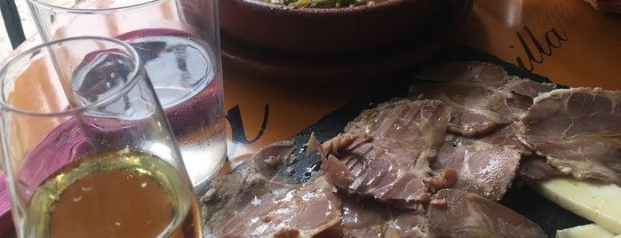 Taberna San Pedro is one of Posti che sono piaciuti a Adrián.