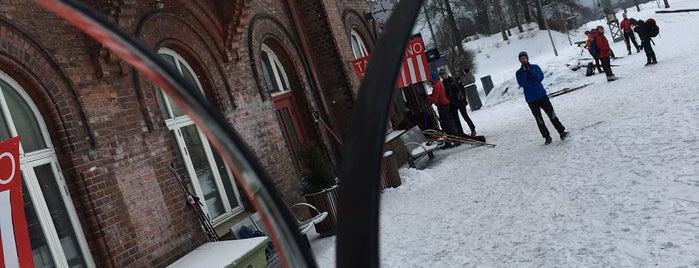 Grefsen stasjon is one of Yunus'un Beğendiği Mekanlar.