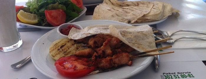 Çupi Pideli Köfte & Çöp Şiş is one of Gül 🌹'ın Beğendiği Mekanlar.