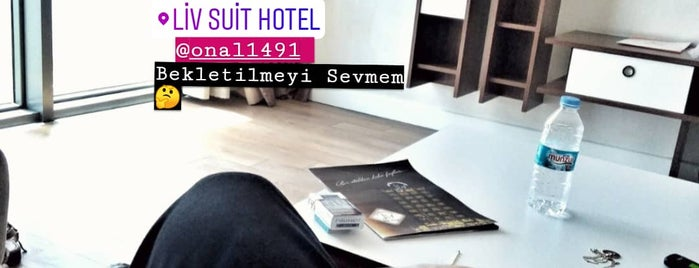 Liv Suit Hotel is one of Diyarbakır.