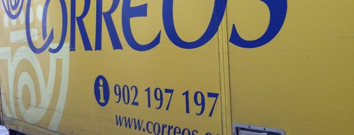 Correos is one of Locais curtidos por Carlos.
