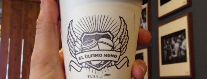 El Último Mono Juice & Coffee is one of Lugares favoritos de Midietavegana.