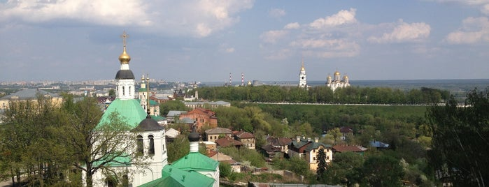 Смотровая площадка у Дмитриевского собора is one of Posti che sono piaciuti a Jano.