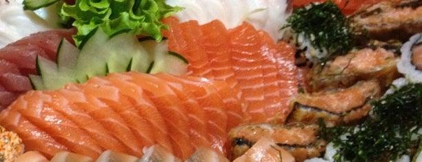 Yatta Sushi is one of Pati : понравившиеся места.