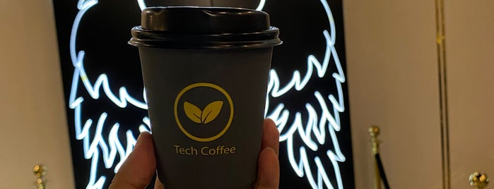 Tech Speciality Coffee is one of Reham: сохраненные места.