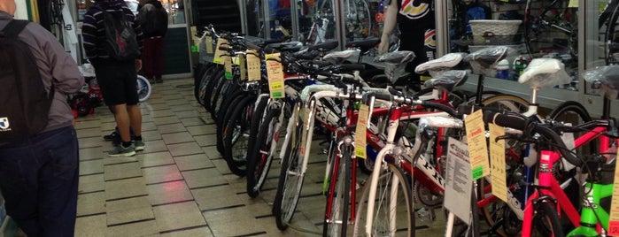 Bicicletas Cinelli is one of Luis 님이 저장한 장소.