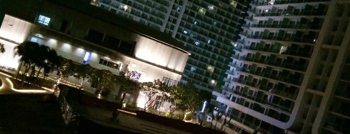 Rio - Azure Urban Resort Residences is one of Century Properties.