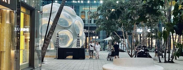 Miami Design District Palm Court is one of Miami.