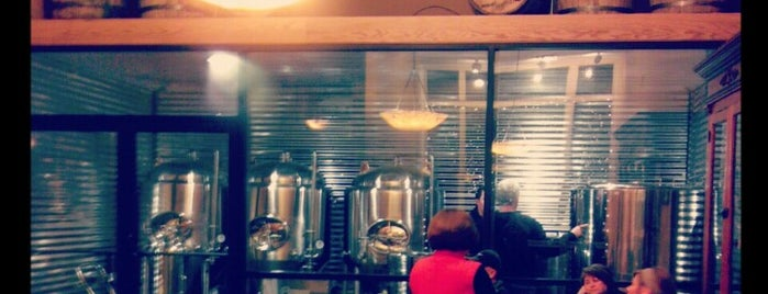 Albia Brewing Company is one of An Iowa Brewery Tour.