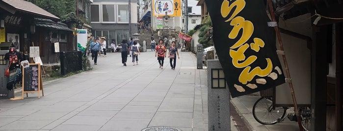 両参り参道 is one of みんなで歩こう♫こんぴらさん.