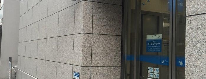 滋賀銀行 京都支店 is one of bank.