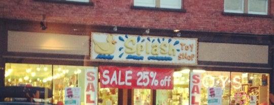 Splash Toy Shop is one of Angel : понравившиеся места.