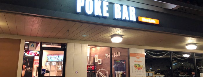Poke Bar is one of Orte, die Amaya gefallen.