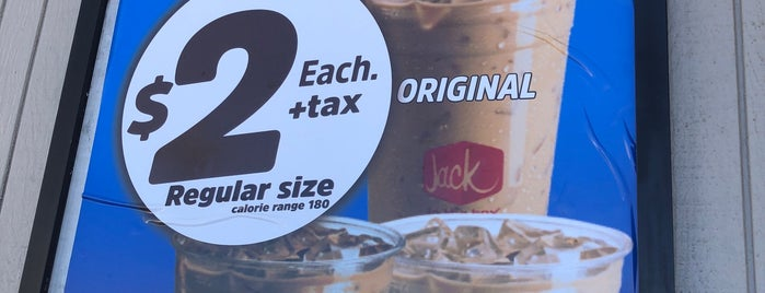 Jack in the Box is one of California.