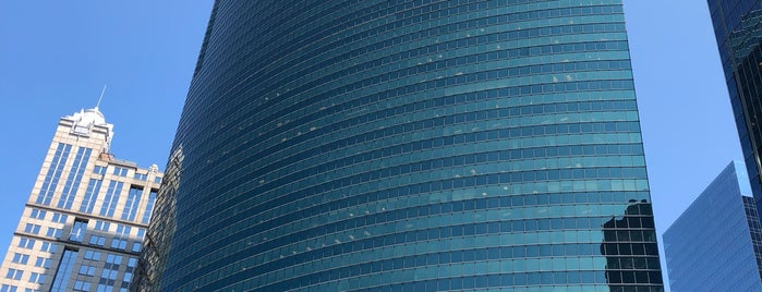 333 West Wacker is one of Illinois's Greatest Places AIA.