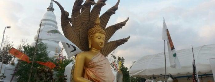 Wat Phrathat Doi Leng is one of พะเยา แพร่ น่าน อุตรดิตถ์.